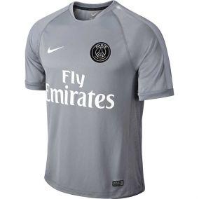 МАЙКА ИГРОВАЯ 2014-2015 PSG Nike Select Training Shirt (Grey)