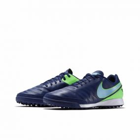 Шиповки NIKE TIEMPOX GENIO II LEATHER TF 819216-443