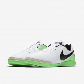 Игровая обувь для зала NIKE TIEMPO GENIO II LEATHER IC 819215-103 SR
